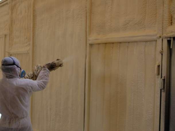 Утепление пеной в Каменногорске, утепление дома в Каменногорске, утепление стен в Каменногорске, утепление пола в Каменн, фотография 3
