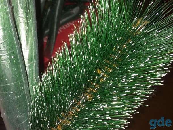 Новогодняя пушистая елка, фотография 2