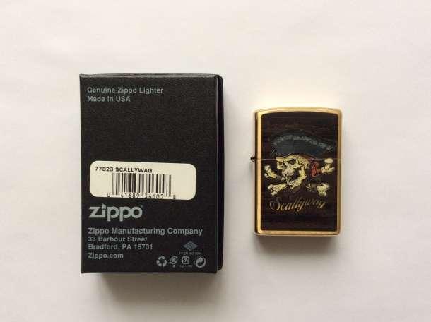 Зажигалка Zippo 77823 Scallywag, фотография 3