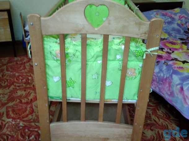 Кроватка детская., фотография 5
