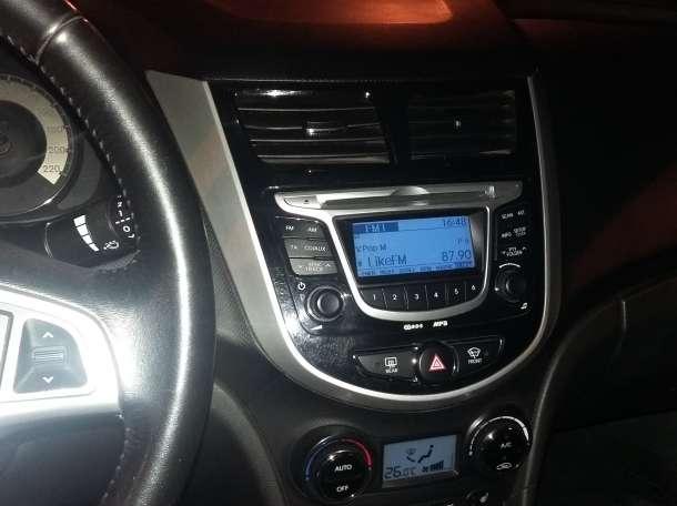 Hyundai Solaris, 2011, фотография 7