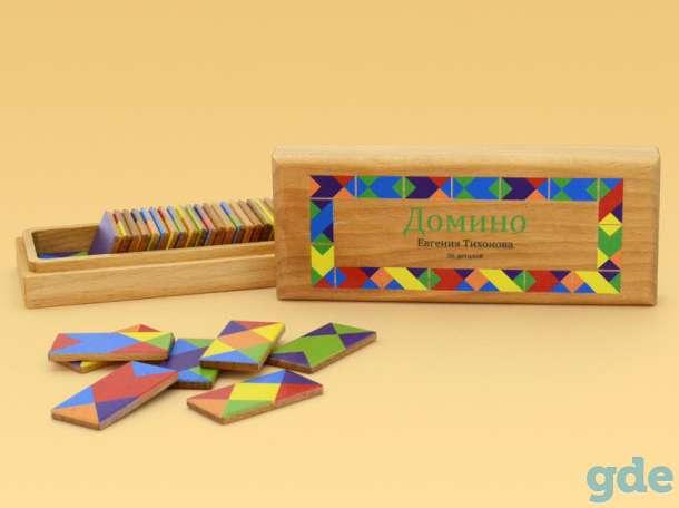 Развивающие экологичные игрушки, фотография 9