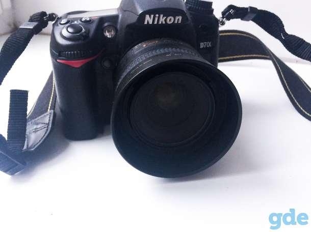 Nikon d7000 + объектив Nikkor 35mm 1:1.8G + аксессуары, фотография 5