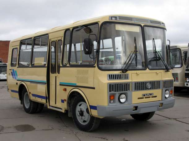 Аренда автобуса ПАЗ, фотография 1