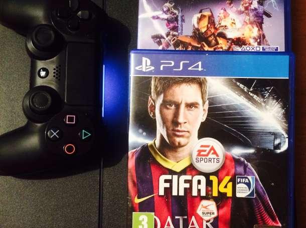 Продам PS4  500 ГБ, фотография 1