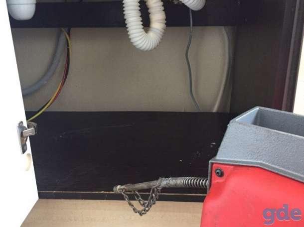 Прочистка канализации, устранение засоров 24 часа, фотография 3