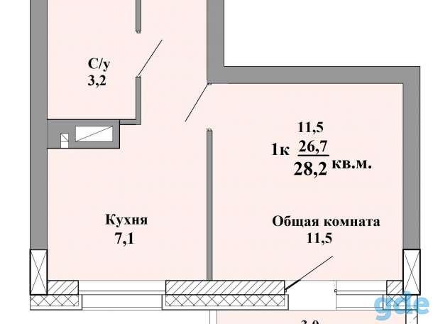 Продам квартиру в Кемерово, фотография 6