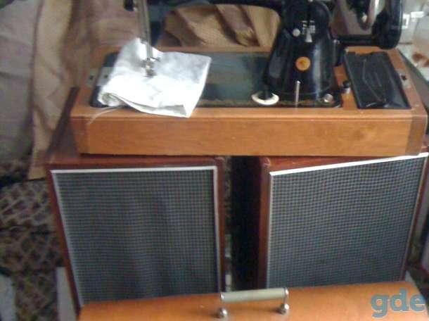 швейная машина с ручным приводом г.Подольск продам-военвед, фотография 1