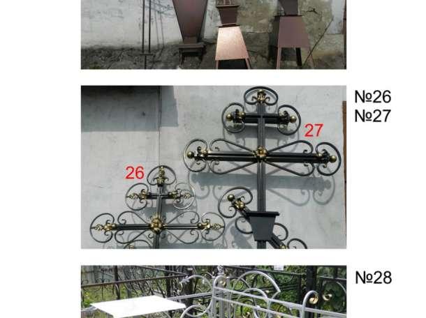Оградки для могил, фотография 8