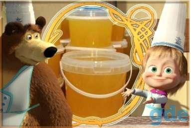 Элитный Алтайский мед, фотография 1