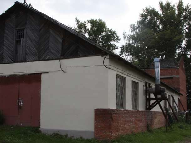 Производственное помещение, 1543 м² Щекино, р.п. Огаревка, фотография 10