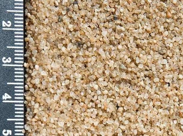 Кварцевый песок от производителя с доставкой по г.Ноябрьск, фотография 1