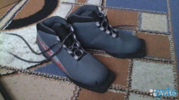 Детские лыжи Snorox Snolite step + обувь, фотография 1