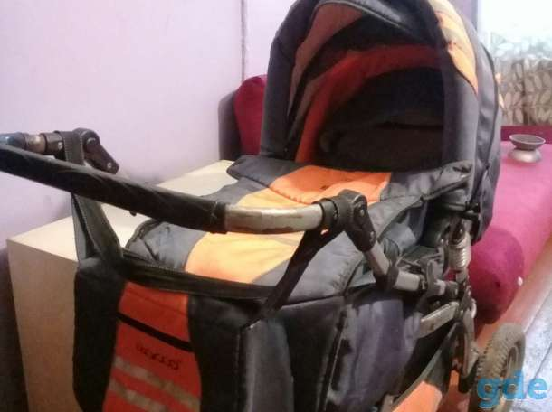 ДЕтская коляска, фотография 1