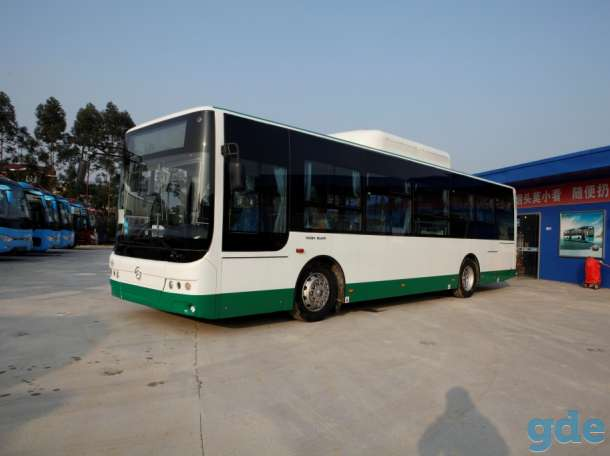Городской автобус Голден Драгон 6105 (метан ), фотография 1