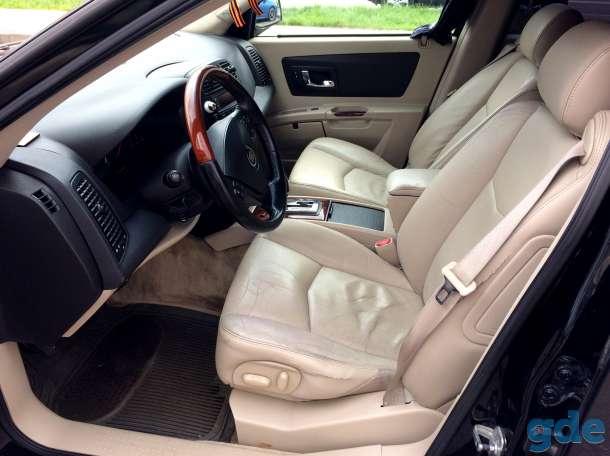 Cadillac SRX, 2004, фотография 7
