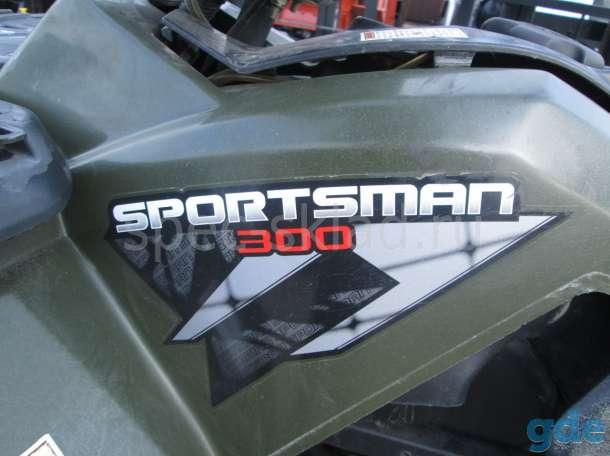 Квадроцикл POLARIS SPORTSMAN 300, фотография 9
