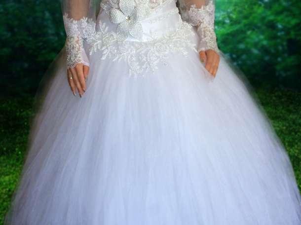 Продам Новое свадебное платье, фотография 1
