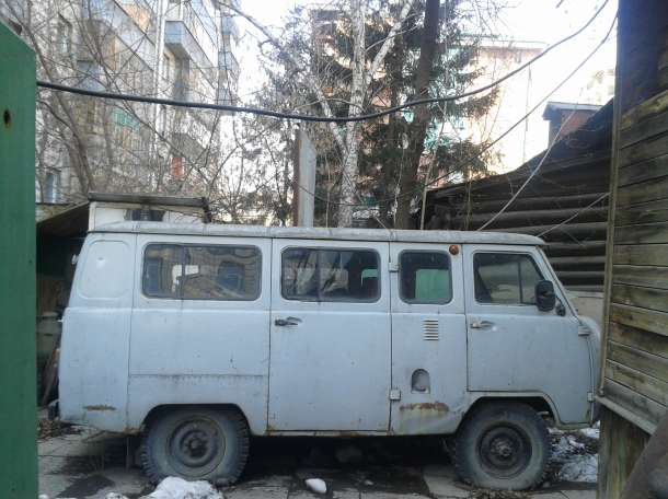 УАЗ 2206 Буханка, фотография 1