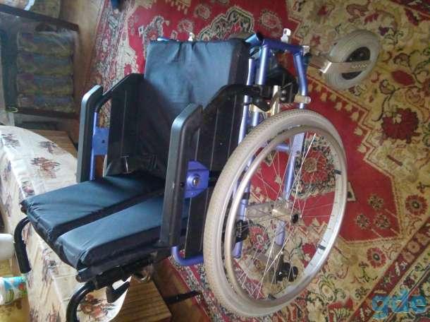 Кресло инвалидное, фотография 1
