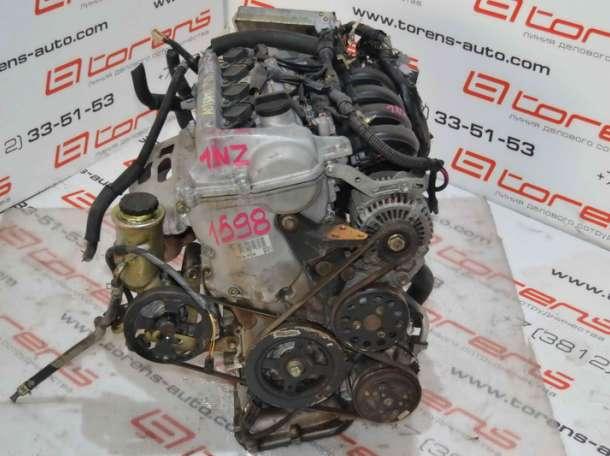 Двигатель тойота 1 nz