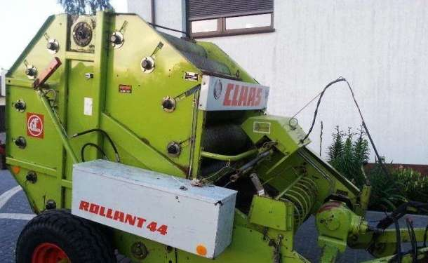 Пресс-подборщик для сена, соломы клаас 44.62., фотография 1