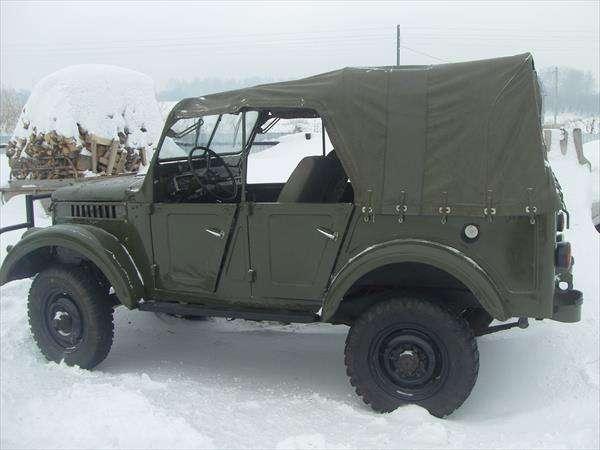 Продам ГАЗ 69, фотография 3