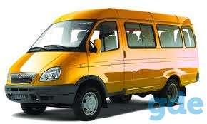 Аренда микроавтобуса, автобуса, фотография 1