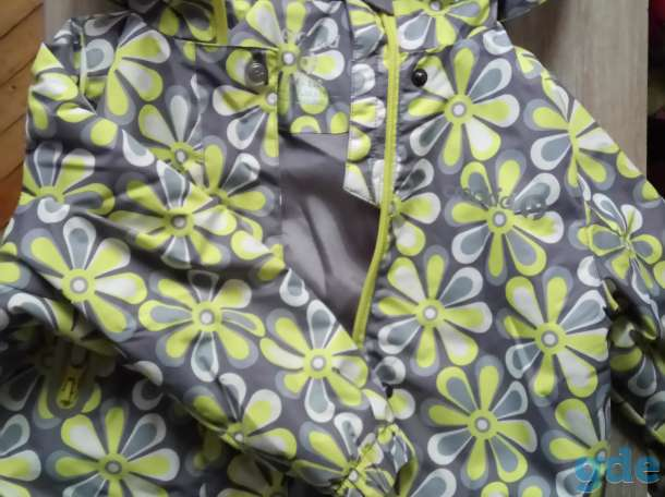 Куртка демисезонная мембранная Crockid, фотография 1