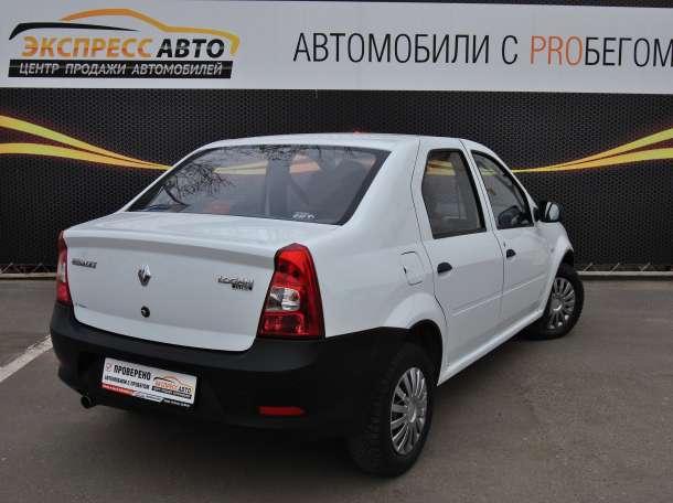 Renault Logan, 2012, фотография 5