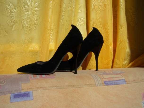 Туфли BigTime замшевые р. 35, фотография 5
