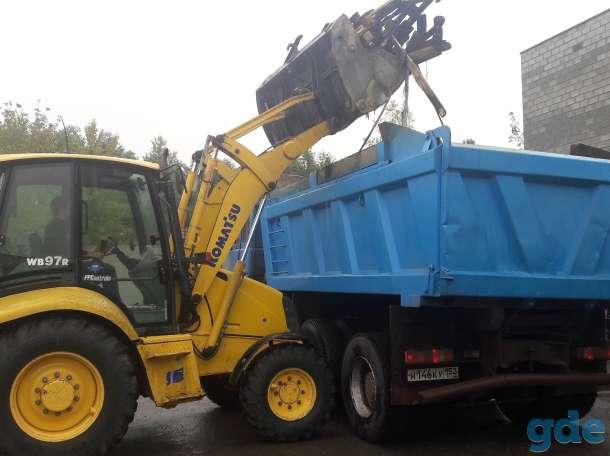 Осуществляем вывоз мусора на а.м Урале, фотография 1