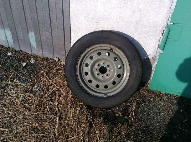 колеса, фотография 1