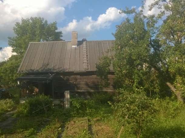 Дом в посёлке возле озера и церкви, Качаново, Палкинский р-н, Псковская область, фотография 2
