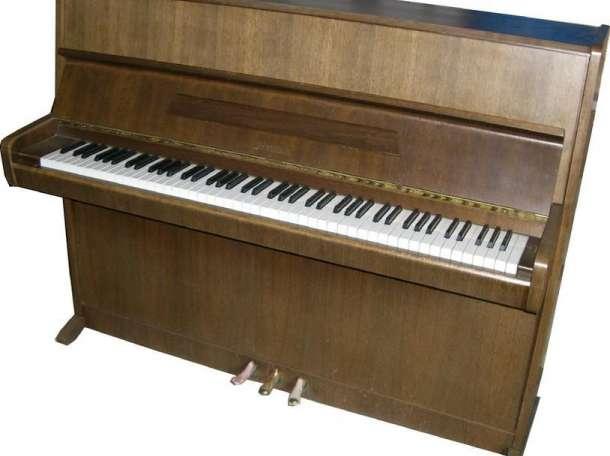Настройка, ремонт пианино, фортепиано в Байките, фотография 1