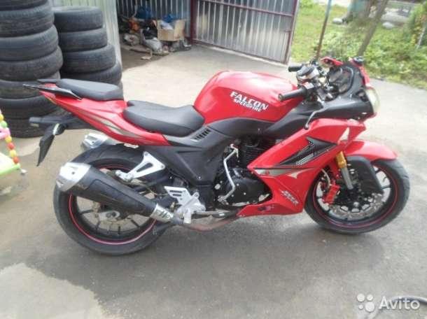 продаю мотоцикл Falcon Speedfire, фотография 1