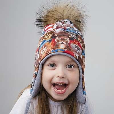 Детские шапки и одежда оптом от производителя по супер-ценам!, фотография 2