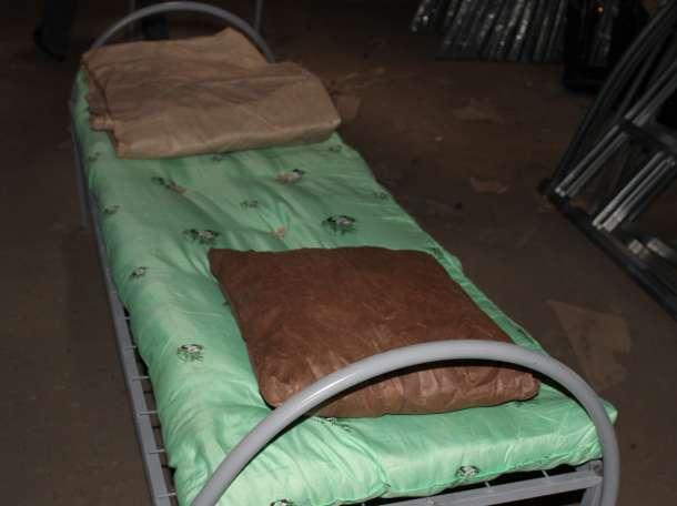 Кровати металлические Обоянь, фотография 1