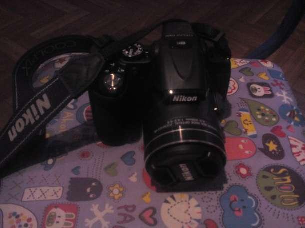 фотоаппарат nikon p600, фотография 1