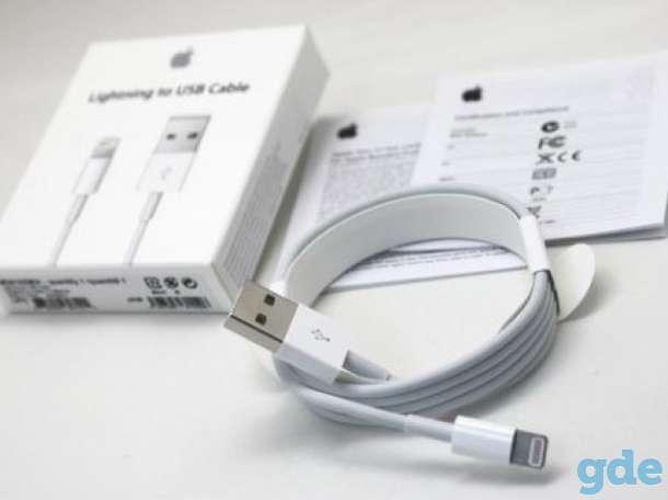 Оригинальный USB кабель на iPhone 5/5s 6/6s, фотография 1