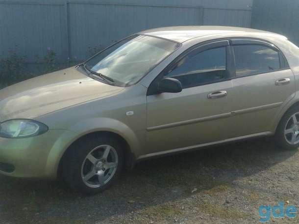 Chevrolet Lacetti,хэтчбек, фотография 3