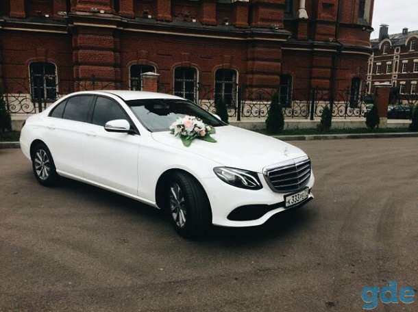 Аренда автомобилей на свадьбу, фотография 5