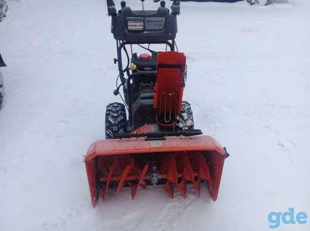 Снегоуборочная машина Husqvarna st276ep, фотография 1