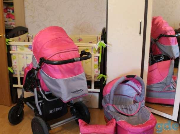 детская коляска ZIPPY ADBOR, фотография 3