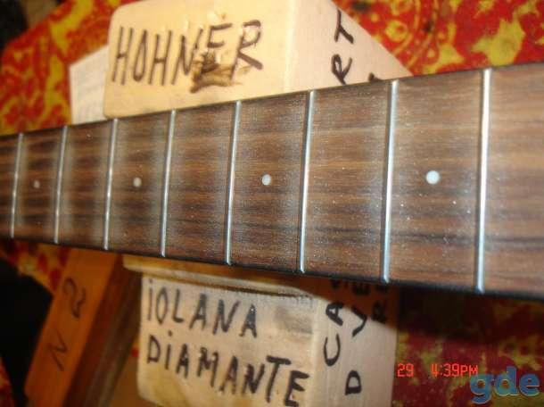 Ремонт и обслуживание  гитар и электрогитар, фотография 4