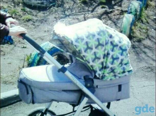 транспорт для малыша 2в 1 и автолюлька, фотография 5