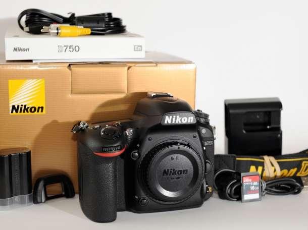 Новый Nikon D750 WhatsApp:, фотография 2