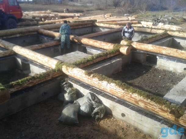 Срубы из Мордовии Зубово Поляны по низким ыенам, фотография 6