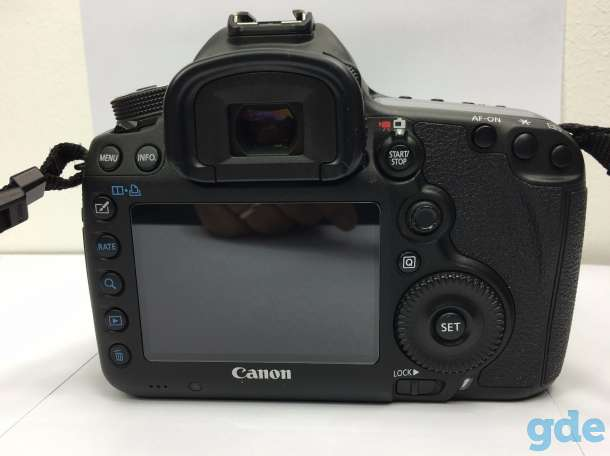 Canon EOS 5D Mark III DSLR Camera with 24-105mm f/4L Lens Deluxe Kit, фотография 3