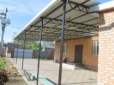 продается дом с местом для строительства магазина, Краснодарский край, ст.Новопокровская, ул. Советская 21, фотография 5